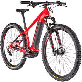 Orbea Wild HT 30 bright red/black